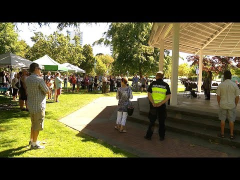 Nanaimo's Overdose Awareness Day 2017 - The Community Producers