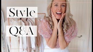 ANSWERING YOUR STYLE QUESTIONS! // Fashion Q&A // Fashion Mumblr