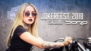 Thunderbike Jokerfest 2018 Interview mit Andreas Bergerforth