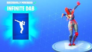 *NEW* CRITERION SKIN & INFINITE DAB EMOTE! Fortnite Battle Royale