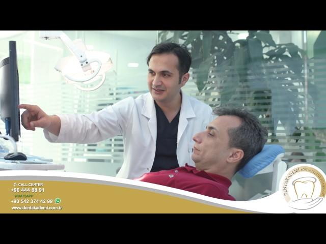 Türkei dent Krankenhaus und Implantat Heilung