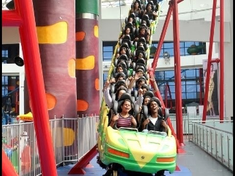 Games And Rides For Children At Infinity Mall Malad Youtube