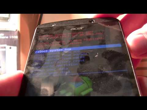 Acer Liquid E700 - Recovery | ITFroccs.hu