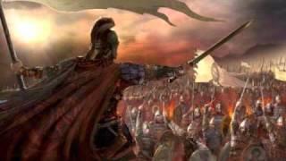 Byzantine Emperor Constantine XI Palaiologos tribute