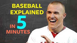 Baseball Explained in 5 Minutes