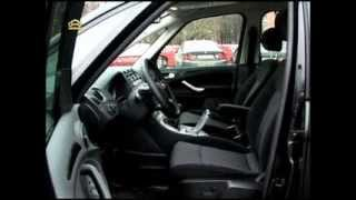 Ford Galaxy, Ford S MAX