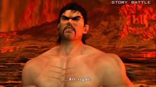 Tekken: Dark Resurrection (PSP) Story Battle as Law