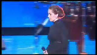 Ольга Будина Разговор с портретом Юбилейный концерт Голубые береты