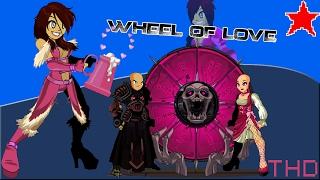 aqwguia das quests de wheel of love e itens do local 2017