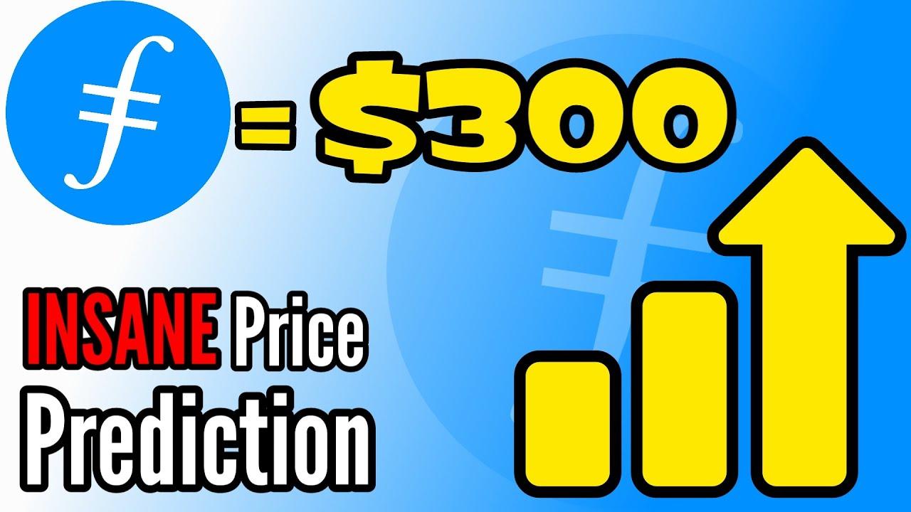 Filecoin Price Prediction – Will FIL Price Hit $300 in ...