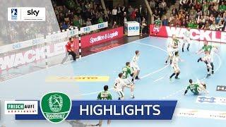FRISCH AUF! Göppingen - SC DHfK Leipzig | Highlights - DKB Handball Bundesliga 2018/19