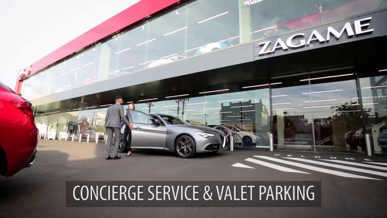 Zagame Fiat Alfa Romeo Richmond   Service Experience - YouTube
