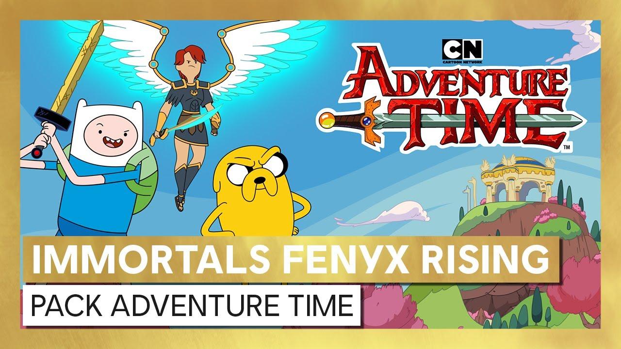 Immortals Fenyx Rising - Pack de personnages Adventure Time