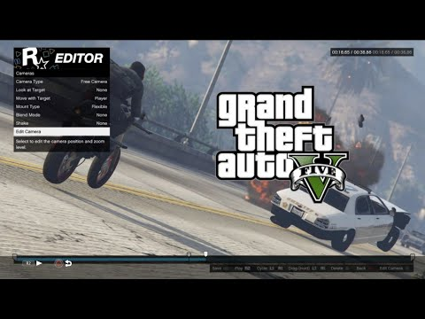 ROCKSTAR EDITOR FOR DUMMIES Tutorial + Fast & Easy Screenshots Without Snapmatic!