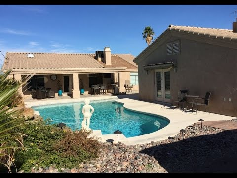 Lake havasu homes for sale with pool and guest house mls for Houses for sale pool