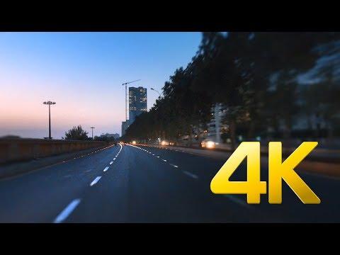 Marine Promenade Clifton Drive - Karachi - 4K Ultra HD