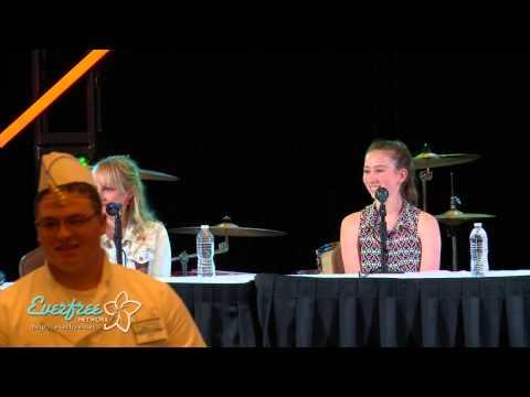 Everfree Northwest 2013 - The Singing Voice Artist