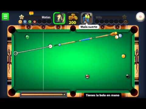 Noo por 2da vez 8 ball pool online youtube for Quick pool obi