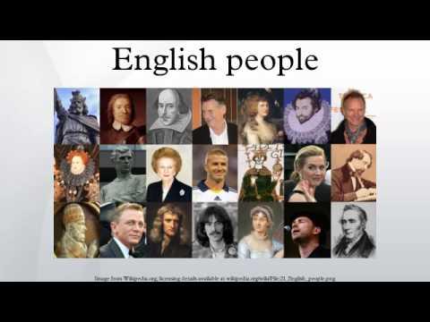English people