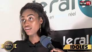 Margot de la Série Idoles fière de l'initiative des Leral Awards 2018