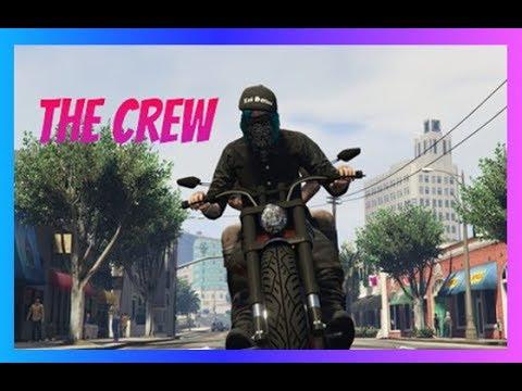 [Rockstar Editor] - The Crew