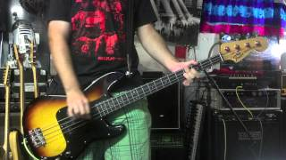 Anti-Flag-Drink Drank Punk (Bass Cover)