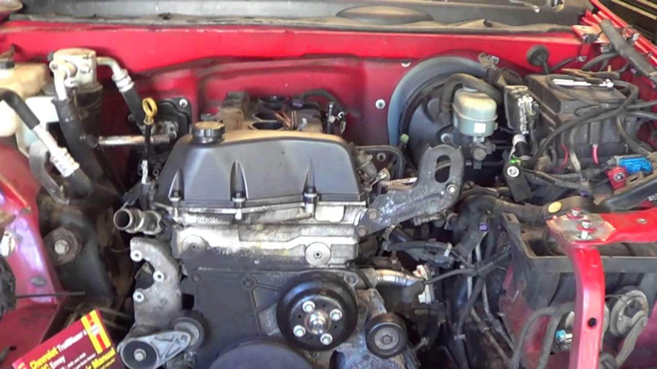 2002 GMC Envoy 4 2 Engine Swap Vlog Part 4 - YouTube