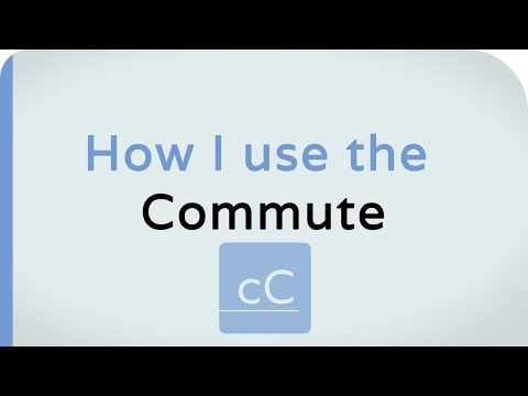 How I Use My Commute Time to Stay Productive