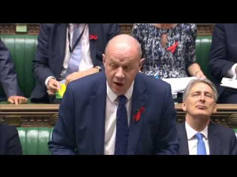 Prime Minister's Questions: 29 November 2017
