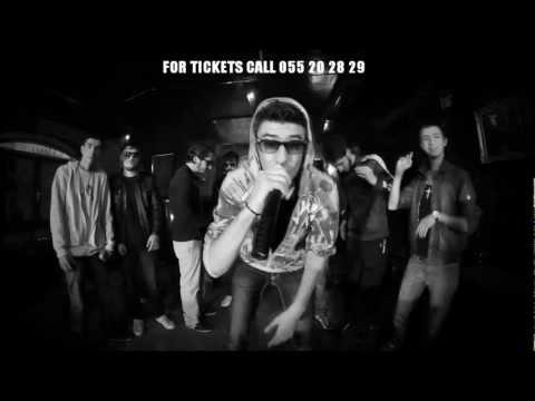 Armenian Hip Hop Cypher 2011