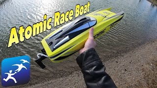 Atomic Race Boat – Two RC Boats are Better than One