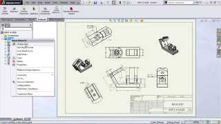 SolidWorks - Drawing Tools Tutorial | The Drawing Environment