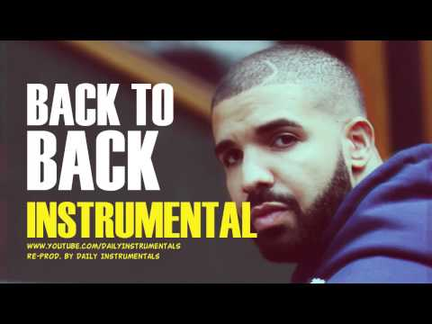 Drake Back To Back Instrumental