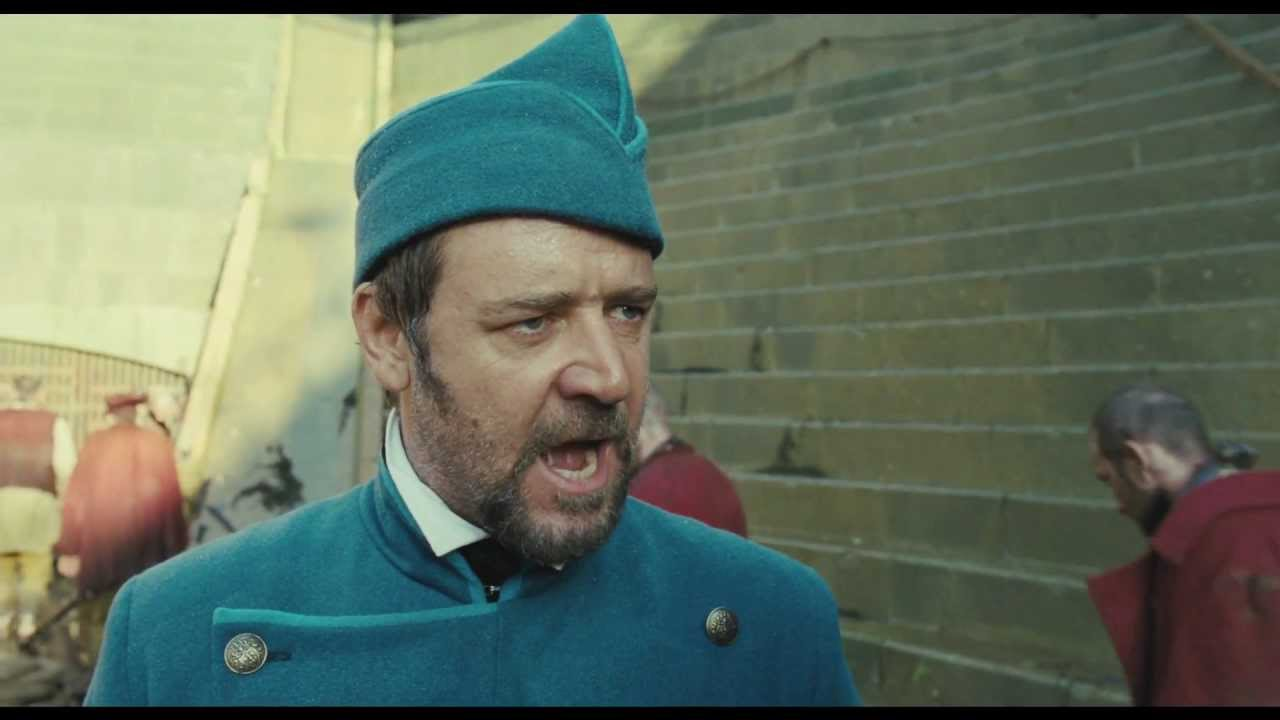 "Les Misérables - Clip: ""Javert Releases Prisoner 24601 On ..."