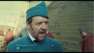 "Les Misérables - Clip: ""Javert Releases Prisoner 24601 On Parole"""