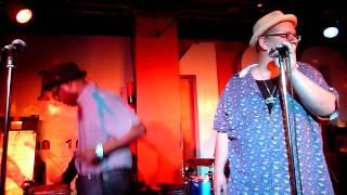 Rocking on Ridley Road - King Hammond - 100 Club, Oxford Street, London 30/07/2011