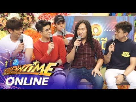 It's Showtime Online: Luzon contender Tuko Delos Reyes is a singer in Boracay