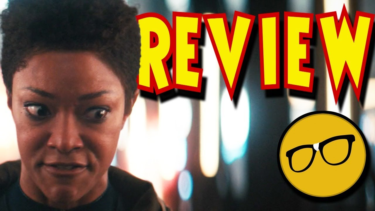 Download Star Trek Discovery Season 3 Episode 1 Review   That Hope is You Part 1