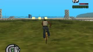 Как быстро прокачать навык велоезды в гта сан андреас