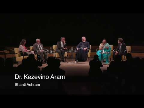 In the Spirit of Dialogue: Dr. Kezevino Aram