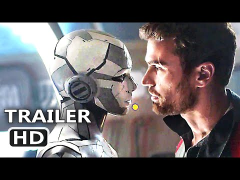 ARCHIVE Trailer (2020) Theo James, Sci-Fi Movie
