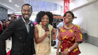 OC Ukeje39s Wife Speaks On Who Her Husband Is Allowed To Act With  Pulse TV