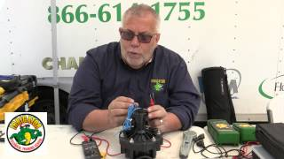 How to Test a Soleniod with a Multi Meter
