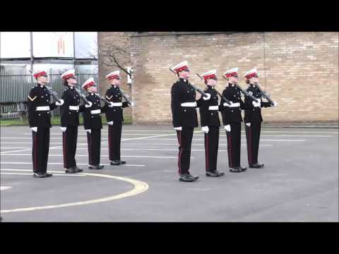 Bristol Detachment Royal Marines Cadets