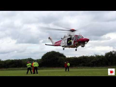Augusta Westland 139 Coastguard Rescue