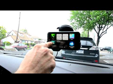 Official HTC One X Car Dock Hands-on CAR D110