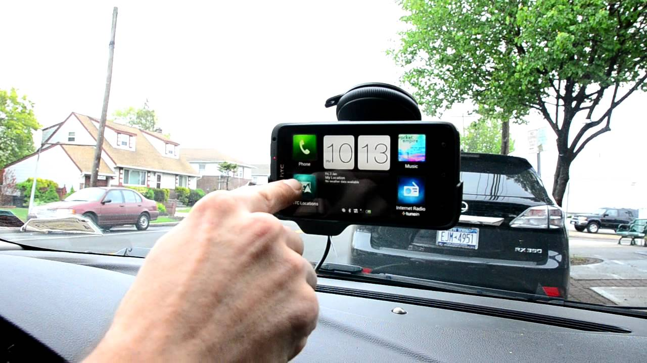 medium resolution of official htc one x car dock hands on car d110