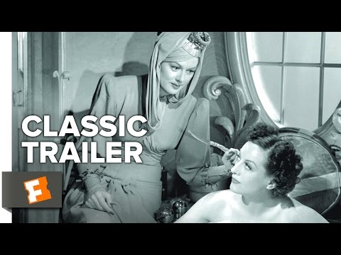 The Women (1939) Official Trailer - Joan Crawford, Norma Shearer Movie HD