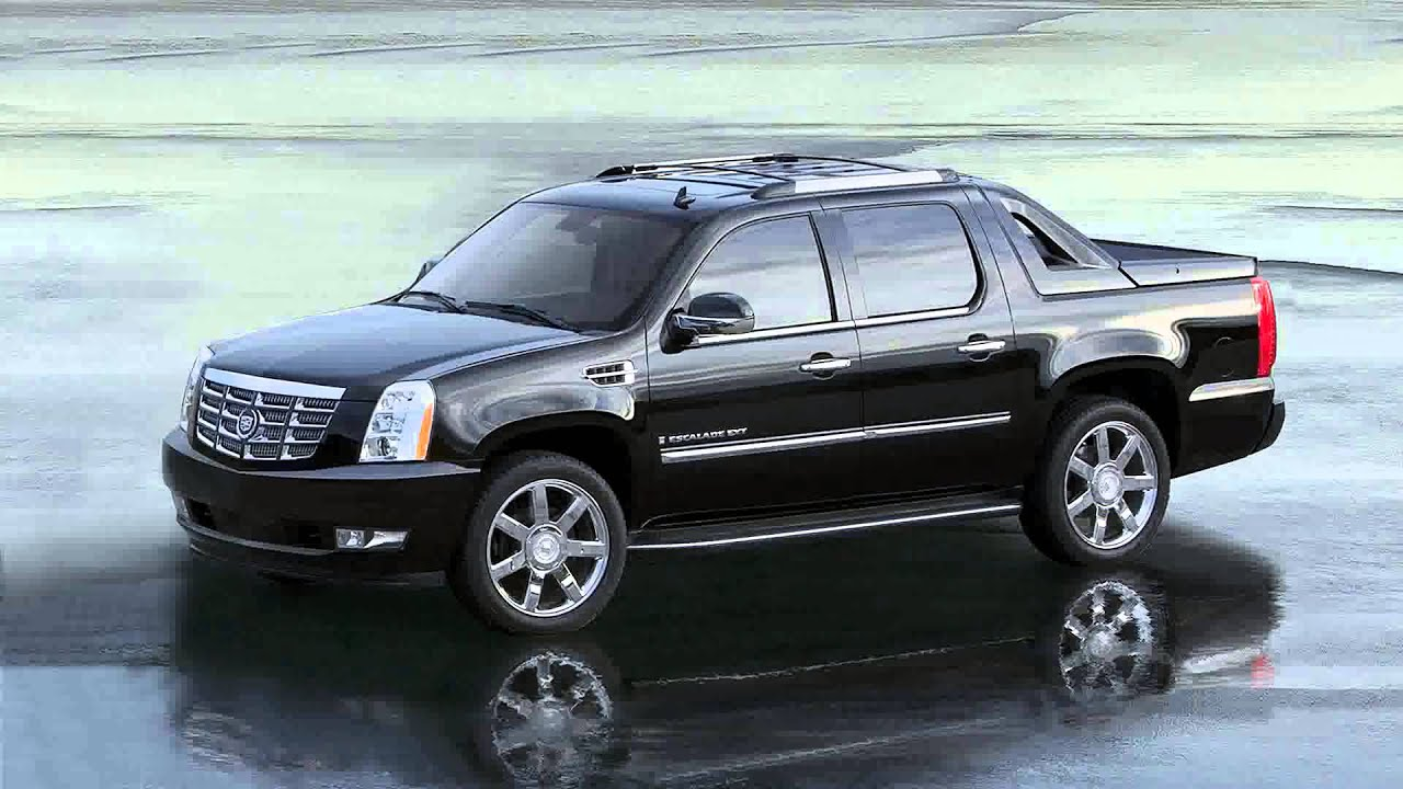 2014 cadillac escalade ext  YouTube