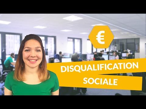 Disqualification sociale - SES - digiSchool